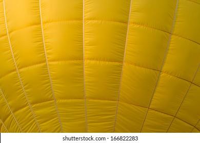 Yellow Hot Air Balloon texture