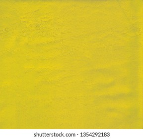 Yellow leather background, bright texture design.Thin skin texture with pattern