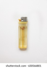 Yellow lighter