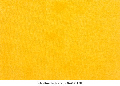 Yellow linen cloth pattern for yellow background texture abstract design