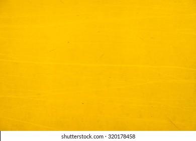Yellow metal background