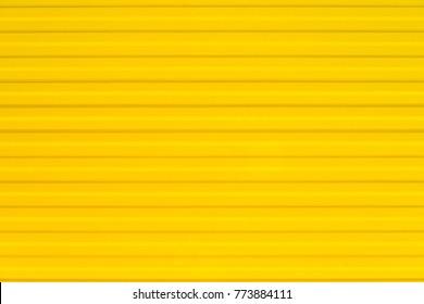 Yellow metallic background for pattern design artwork