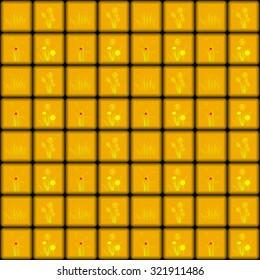 yellow mosaic