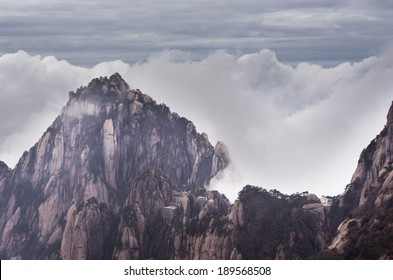 Yellow Mountains, Mt. Huangshan