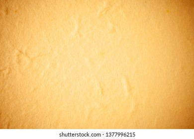 Yellow Mulberry paper background.