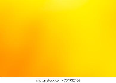 Yellow nature background