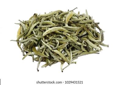 Yellow needle tea