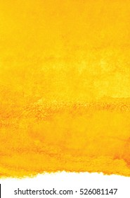 yellow and orange watercolor background, color spot