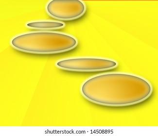 yellow pads