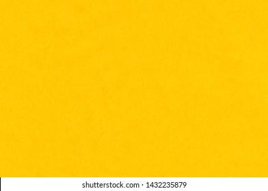 Textur aus gelbem Papier. Papierhintergrund für das Design