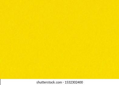 Textur aus gelbem Papier. Einfacher Hintergrund