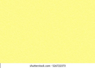 Yellow Pastel Paper Background.