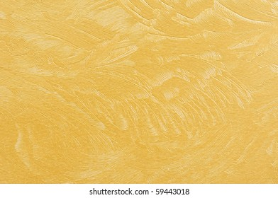 yellow patterned background paper