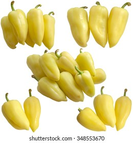 Yellow pepper.