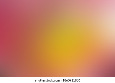 yellow with pink frame glitter blurred bokeh concept,mulitcolor and colorful glowing gradient from natural pattern, blurred graphic modern gradient with abstract texture background pattern space.