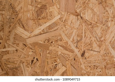 Yellow plywood background wall, waste free concept