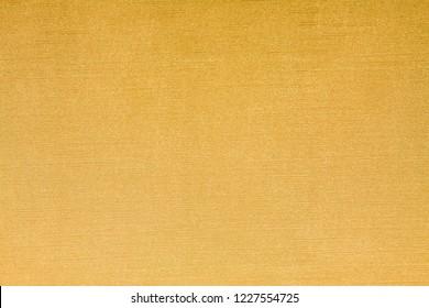 Yellow PU Leather (Polyurethane)
