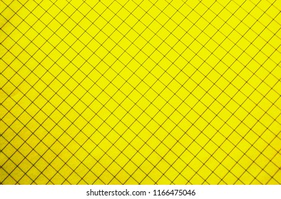 Yellow Rhomboid design. Rhomboid pattern. Backdrop.