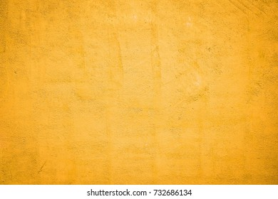 yellow rough concrete texture for halloween background