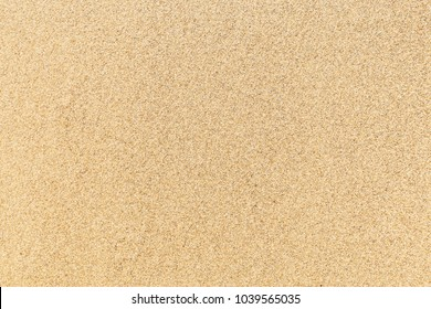 Yellow sand texture and background.