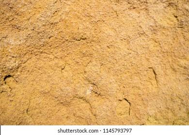 yellow stone background