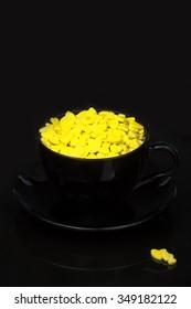 yellow sugar