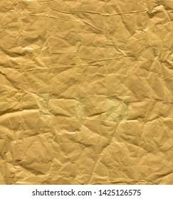 Yellow tape background , full frame