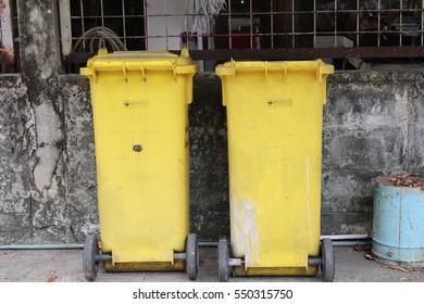 Yellow Trash