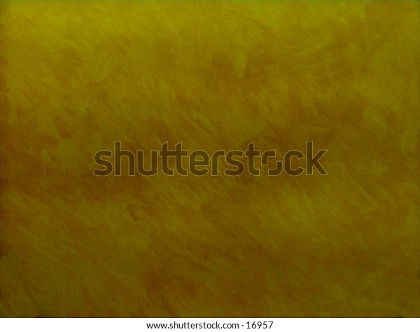 yellow uneven background. 7 different colors images collection.
