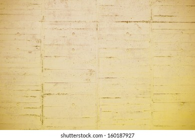 yellow vintage wood background