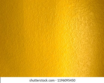 The yellow wall.