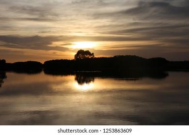 Yellow Water Billabong, Kakadu National Park, Northern Territory.
