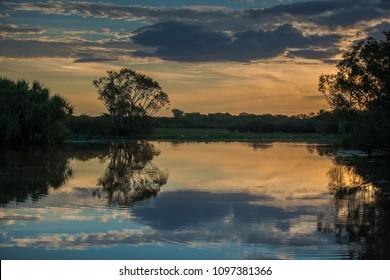 Yellow Waters, Kakadu National Park, Northern Territory, Australia