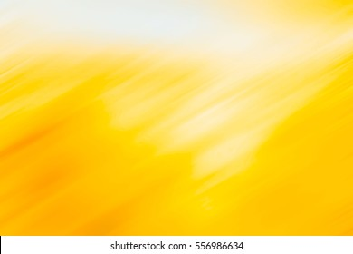 Yellow and white diagonal motion blur texture for background