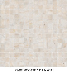 yellow white mosaic marble tile texture seamless