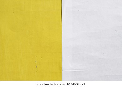 yellow white poster layer basic background texture
