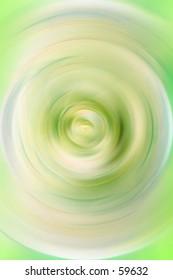 yellow-green vortex