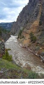 Yellowstone Black Canyon