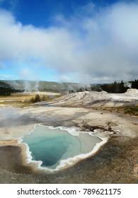 - Yellowstone National Park