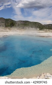 Yellowstone National Park Thermal Region