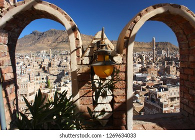 Yemen, the capital city Sanaa
