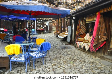 Yemeniciler Arastasi in Safranbolu. A beautiful town of Karabuk, Turkey.
