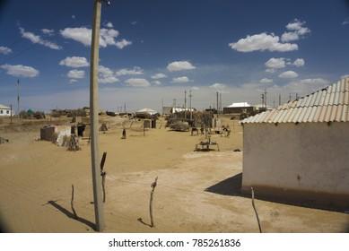 Yerbent ,Turkmenistan, Central Asia
