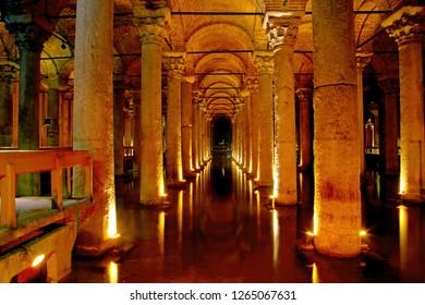 yerebatan basilica istanbul