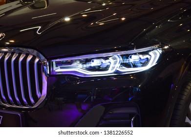 Bmw Dark Light Images, Stock Photos & Vectors | Shutterstock