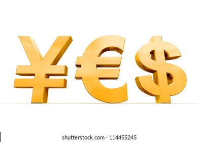 Yes Currencies Symbol