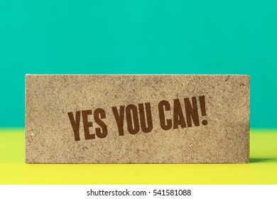 Yes You Can!, Business Concept
