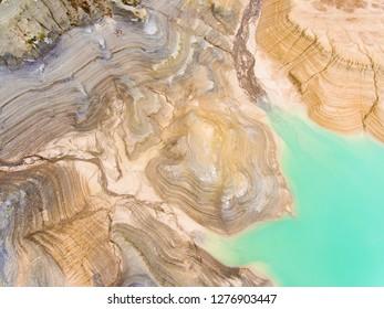 Yesa reservoir, Tiermas, Zaragoza, Aragon, Spain
