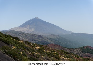 Yet another Teide landscape from closer view point