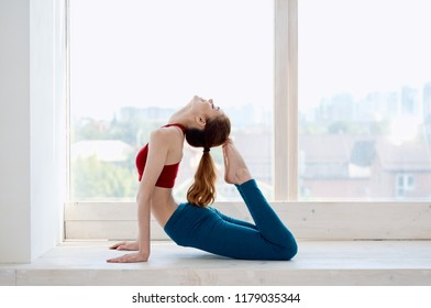yoga asana legs get to the head